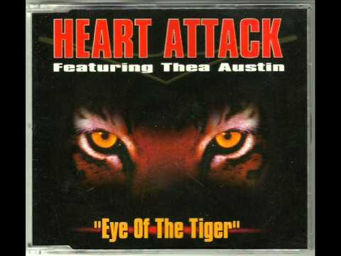 Heart Attack Feat. Thea Austin - Eye Of The Tiger (Radio Mix)