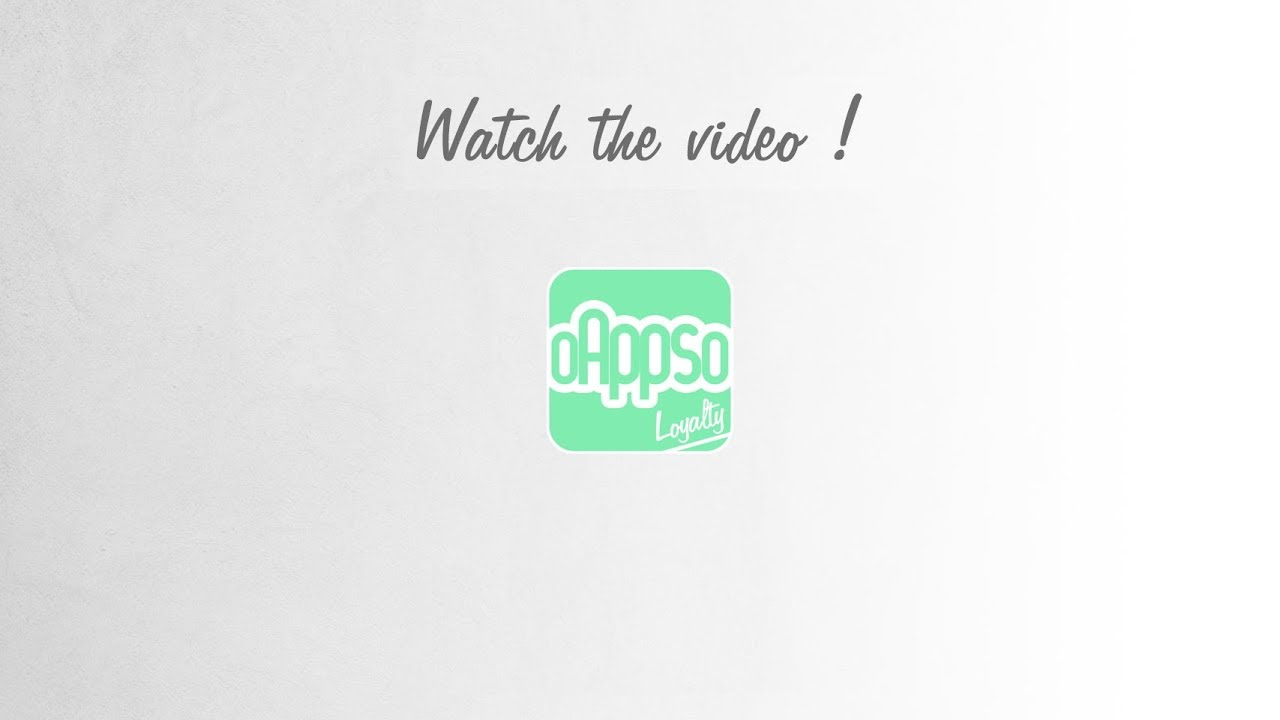 Digital Loyalty Stamp Cards | Oappso Loyalty