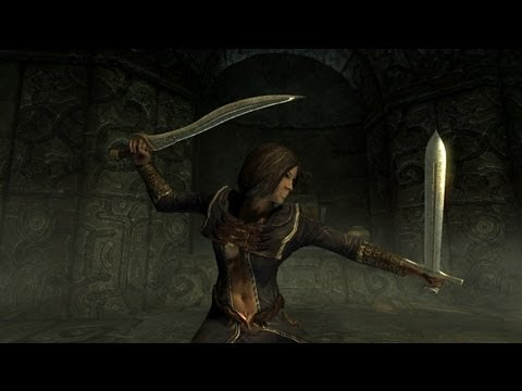 Fastest swords in Skyrim!