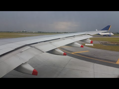 [TURBULENT TAKEOFF] SINGAPORE AIRLINES A330 9V-SSD from BKK