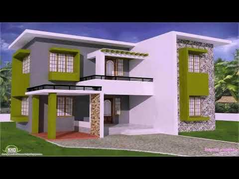 Quatro Aguas Roof Design Youtube