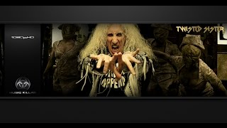 Twisted Sister - Love Is For Suckers [Original Song HQ-1080pᴴᴰ] + Lyrics YT-DCT
