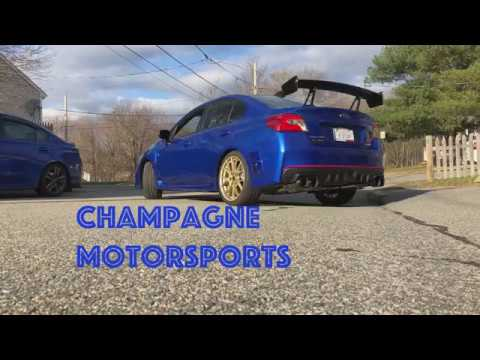 2018 WRX STI Type-RA Revisits The Dyno After Invidia R400 Catback Install