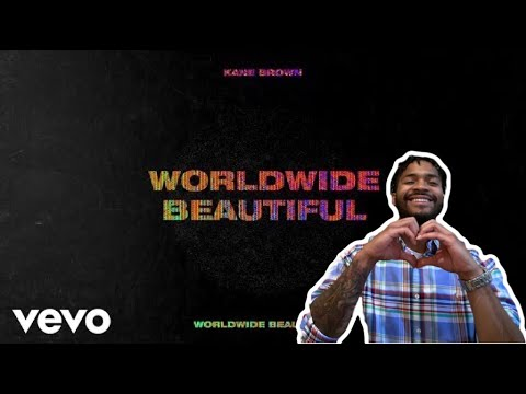 Kane Brown – Worldwide Beautiful (REACTION VIDEO)