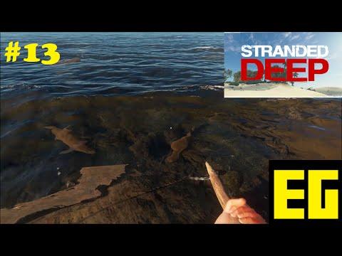 Twin Tiger Sharks! Stranded Deep #13