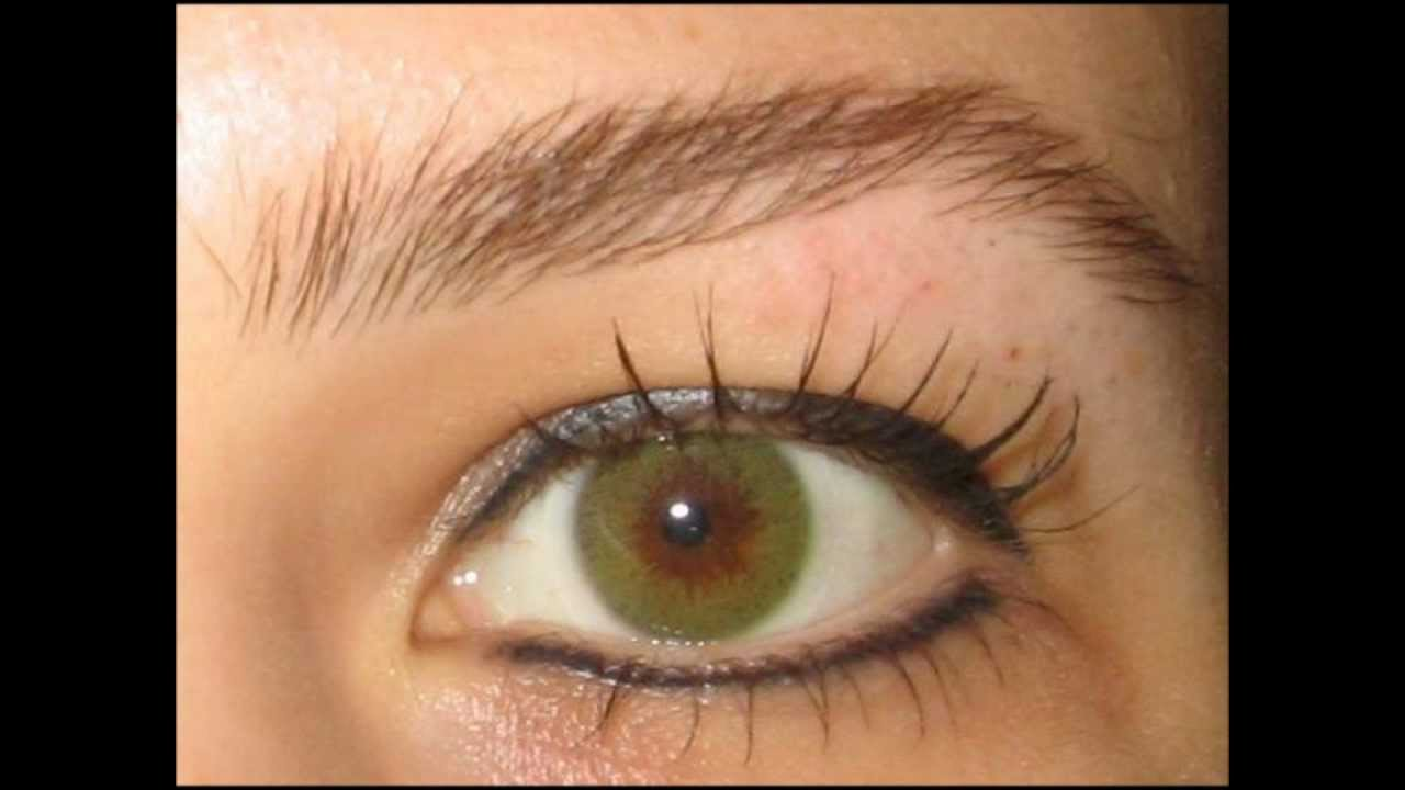 Most Natural Colored Contacts For Hazel Eyes