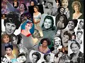 Famous Divas Past Their Primes: an Honorary Compilation