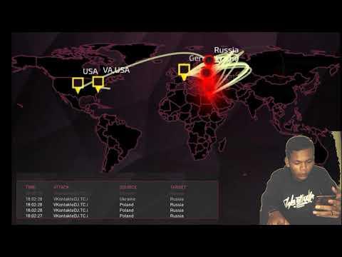 🔴[LIVE] CYBER WAR INDONESIA VS ISRAEL DDOS ATTACK HACKER