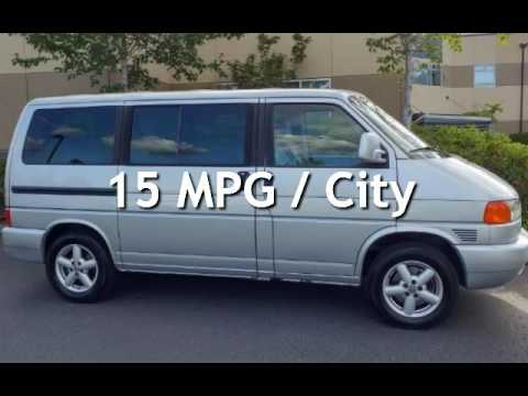 2003 Volkswagen EuroVan MV for sale in Bellevue, WA
