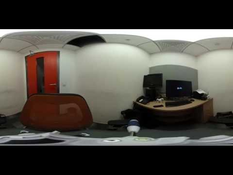 A Video Editor's Solitary Confinement- 360 Degree Video