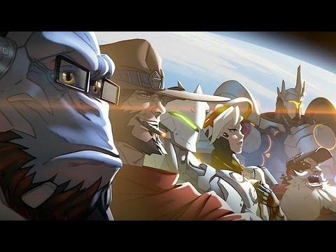 Overwatch (Blizzard) - Announcement Trailer