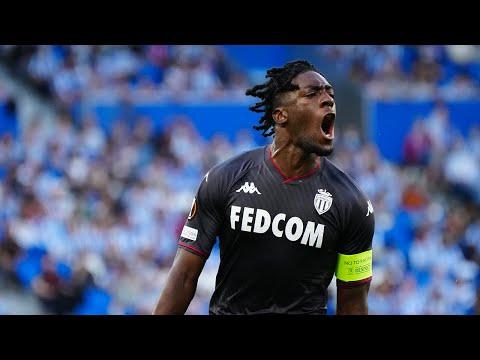 Real Sociedad Monaco Goals And Highlights
