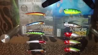 AliExpress Product Review: 9cm Poppers & Jerkbaits