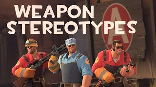 [TF2] Weapon Stereotypes! Episode 7: The Engineer