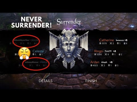 Why You Should Never Surrender | Vainglory