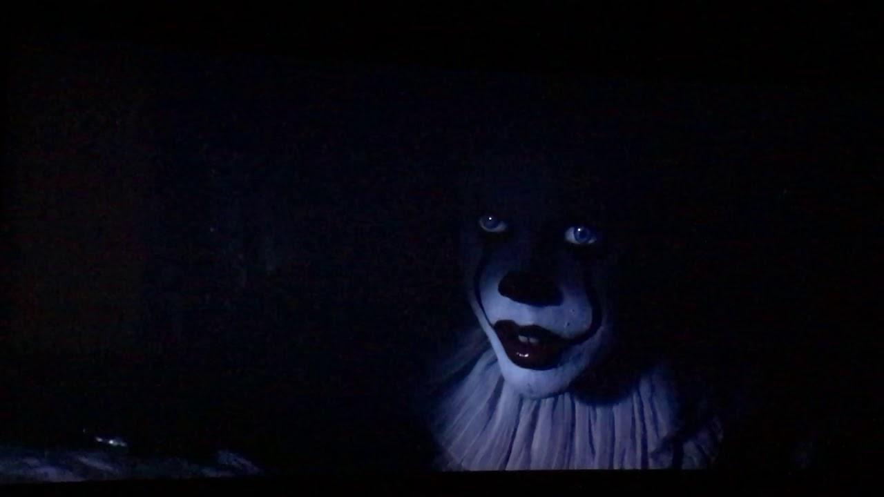 Pennywise Clown Sucks Georgie In Sewer It Movie Youtube