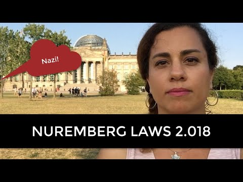 What are the Nuremberg Laws 2.018?
