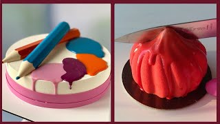 So Yummy Cake | Amazing Chocolate Cake Art Compilation | Oddly Satisfying Cake Video