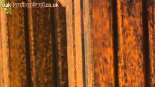 Tokyo Brown Teak Mango Side Table From Oak Furniture Land