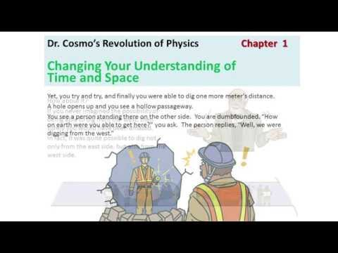 Dr. Cosmo's Revolution of Physics Chapter 1