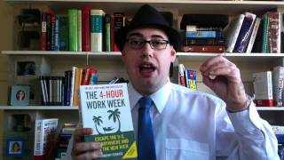 Book Review -- The 4-Hour Workweek by Timothy Ferriss