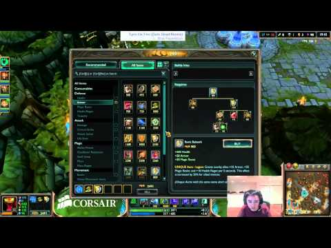 TSM TheOddOne - Cho'Gath jungle «Beast» (Diamond l)