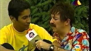 El Güiri Gol Francia 98 - Ponchito entrevista a Jorge Campos