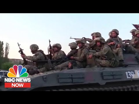 Why is the USA So Important To Ukraine?  (NBC News)