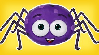 Itsy Bitsy and Most Popular Nursery Rhymes on YouTube