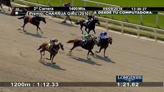 Vidéo de la course PMU PREMIO CHARRUA GIRL (2010)