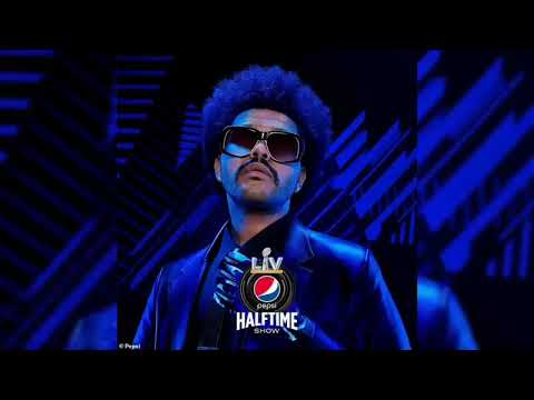 The Weeknd's – House Of Balloons/Blinding Lights Pepsi SB LV Halftime Show (Studio Version) [DEMO]