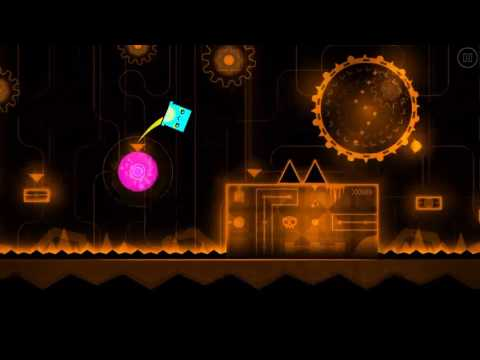 Geometry Dash World [daily] - Wattage (3 coins) by- Fayad