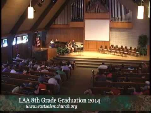 Livingstone Adventist Academy 8th Grade Graduation 2014