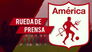 🎥 Rueda de prensa previa vs. Junior - Final (vuelta) Liga Águila II. - América de cali 🔥