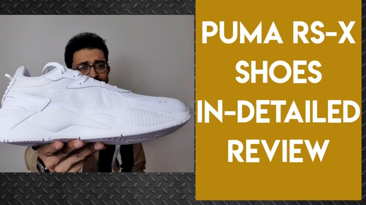 puma rsx white