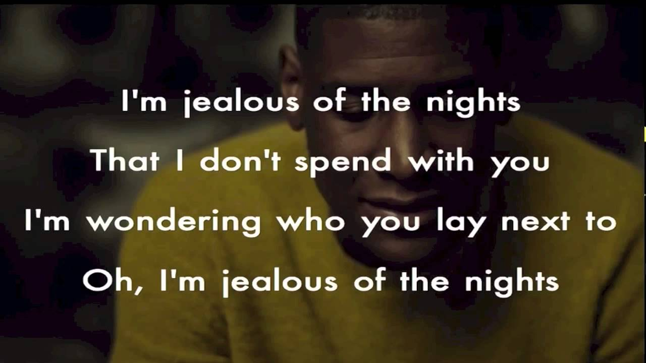 Labrinth Jealous Lyrics Youtube