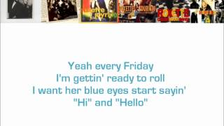 Roxette - Real Sugar (lyrics)