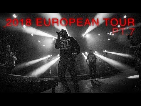 2018 European Tour Documentary (Pt. 7) | Hollywood Undead