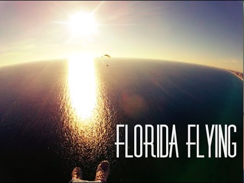 FLORIDA FLYING | TAKE TO THE SKIES | A PARAMOTOR ADVENTURE