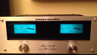 Marantz 250m Power Stereo Amplifier
