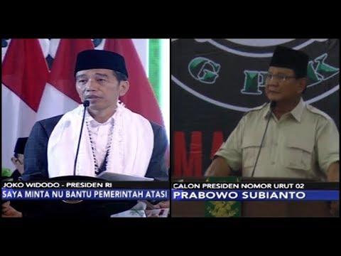 Jokowi Bantah Isu Larangan Adzan | Prabowo Safari Politik Ke Temanggung - INews Malam 27/02