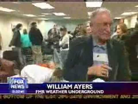 Larry Grathwohl on Bill Ayers and the Weather Underground