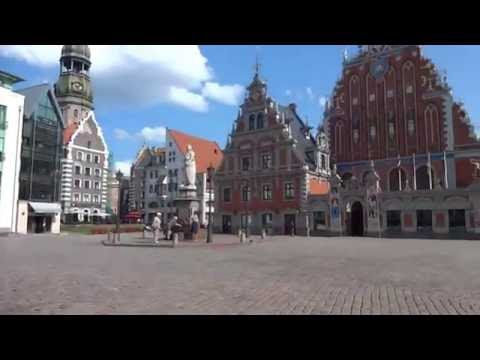 A weekend in: Riga and Jurmala Latvia (Sights and sunsets)