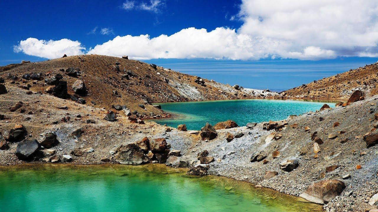 Северный остров Новой Зеландии I Лучшие путешествия I Страны Тихоокеанского бассейна
