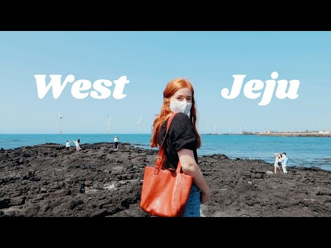 Jeju Island | Beaches, Vegan Cafes, and Osulloc Tea Museum | My Life in Korea VLOG