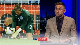 Rob Green opens up about his costly error against USA at the 2010 World Cup