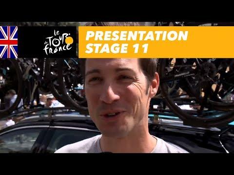 Presentation - Stage 11 - Tour de France 2017