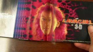Shark Boy and Lava Girl Flip Book!!
