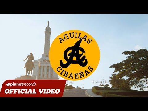 AGUILAS CIBAEÑAS 🏆 Canción Oficial 2017-2018 (CEKY VICINY Klok con Klok)