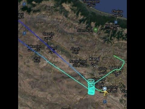 طائرة إيرانية تهبط اضطرارياً في مطار بـ طهران  - نشر قبل 7 ساعة